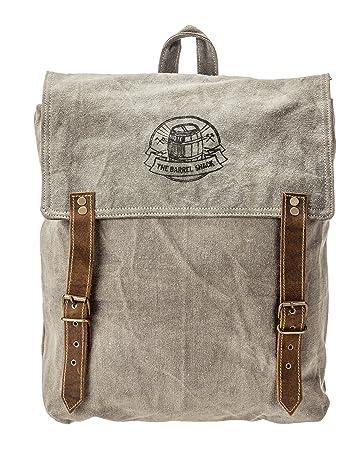 Amazon.com: La Carter – Hecha a mano mochila de la barril ...