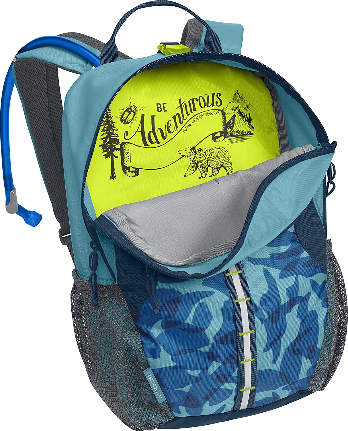 50oz CamelBak 2018 Kids Scout Hydration Pack