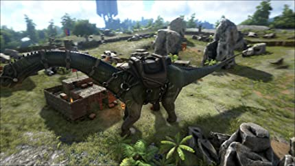 Amazon com: ARK: Survival Evolved Early Access [Online Game