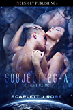 Subject 26-A (The Trenin Alliance Book 1)