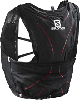 f6ac61e3 Amazon.com: Salomon Agile Bag 12 Set, Black/Iron/White: Sports ...