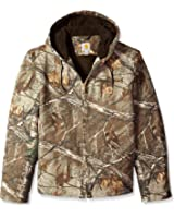 Carhartt Men's Big & Tall Camo Sierra Jacket 101229