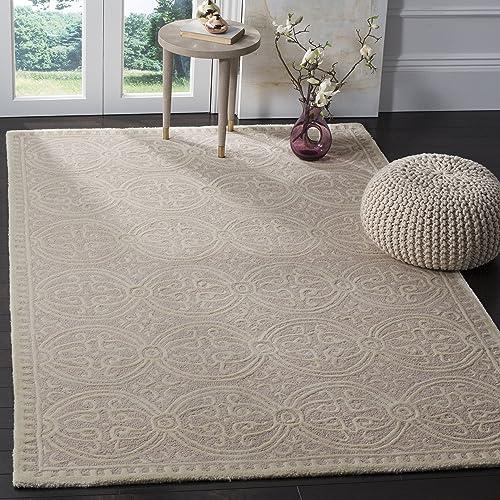 Safavieh CAM123M-3 area rug, 3 x 5 , Light Pink Ivory