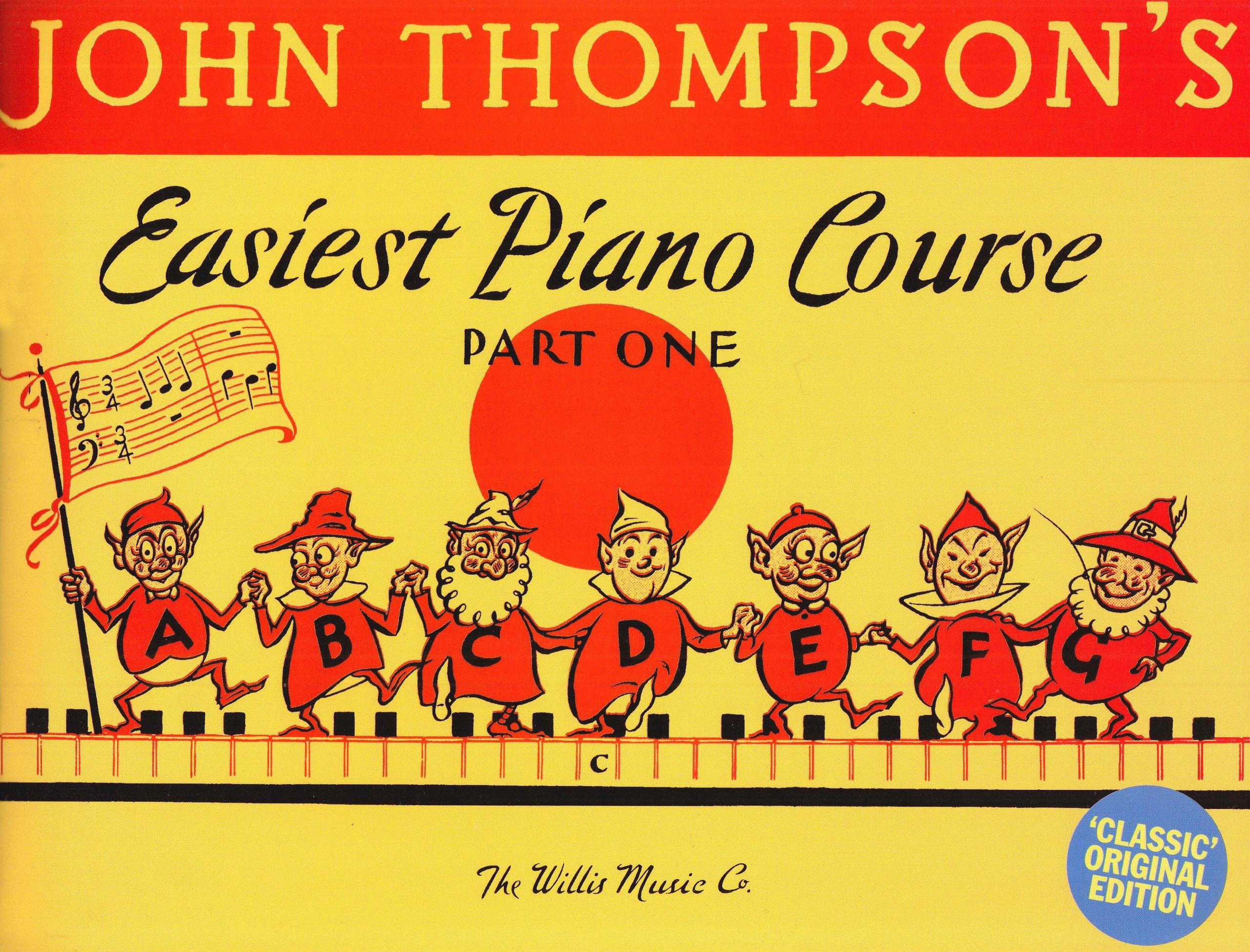 Easiest Piano Course Classic Edition Part 1 (Vol 2) pdf epub