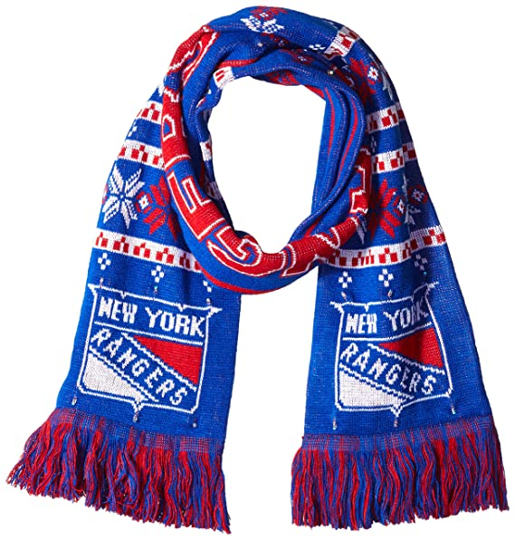Amazon.com  New York Rangers Light Up Scarf  Sports   Outdoors 30ff7ff0111fe