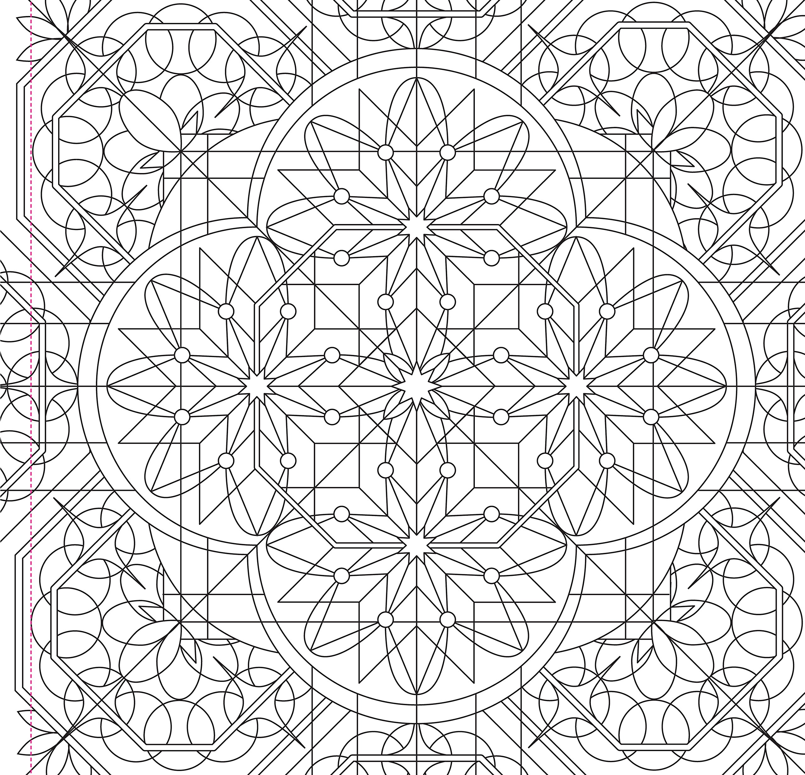 Amazon Kaleidoscope Designs Adult Coloring Book 31 Stress Relieving Studio 9781441318398 Peter Pauper Press Books