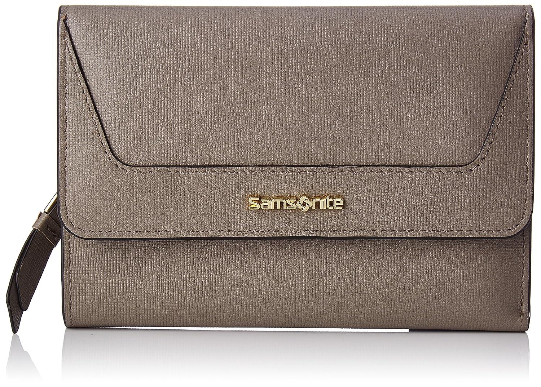 Samsonite Lady Saffiano II SLG L Wallet 12cc+Zip Ext M ...