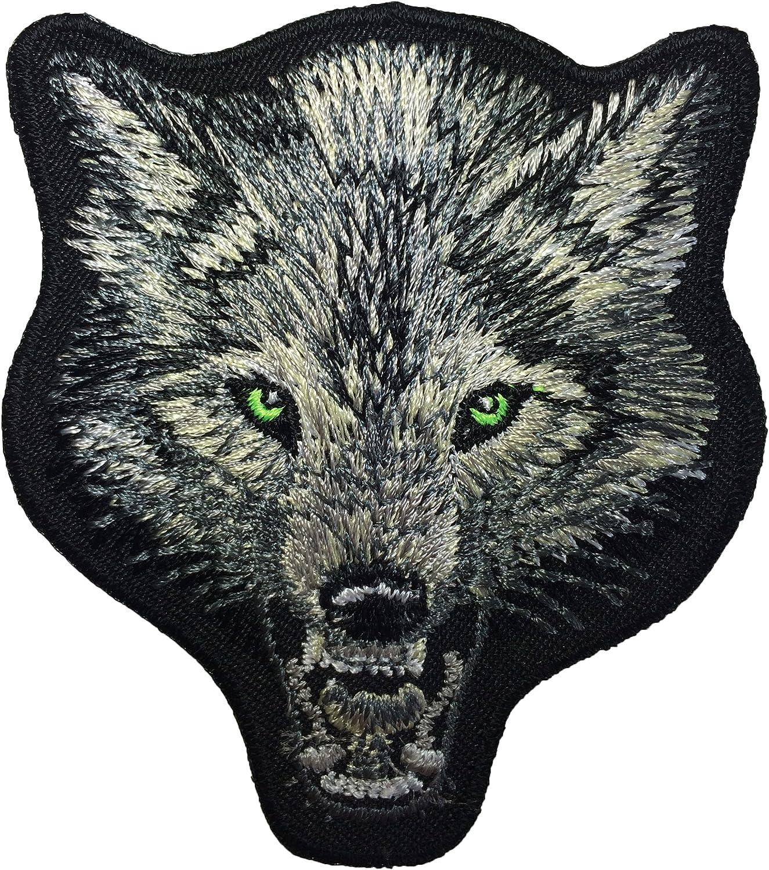 Large Animals Fox Iron On Heat Transfer Applique for DIY Craft  Embel