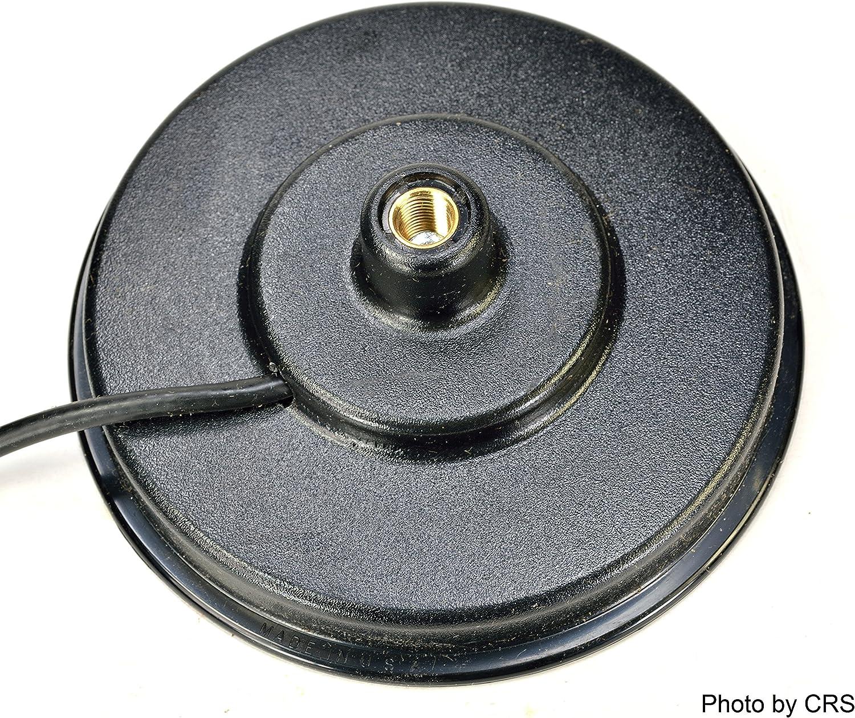 Workman PM5 5 Magnet Mount with PL-259 Plug /& 16` Foot Coax for CB//Ham Radio Antenna