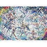 500ピース ジグソーパズル めざせ! パズルの達人 ワルキューレ物語(38x53cm)