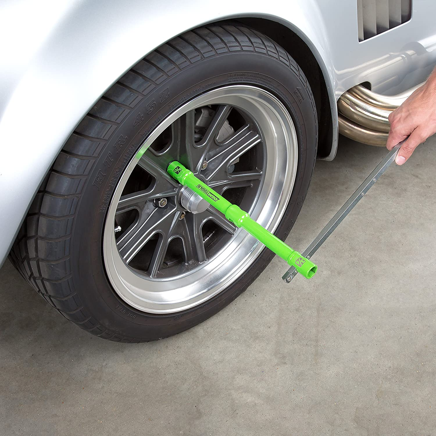 OEMTOOLS 20565 Power Cross Compact Lug Nut Wrench