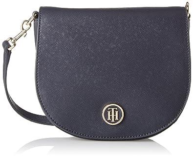 8d1577828ac4f Tommy Hilfiger Damen Honey Saddle Bag Stofftasche