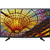 LG Electronics 43UH6100 43-Inch 4K Ultra HD Smart LED TV (2016 Model)