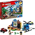 LEGO Juniors Mountain Police Chase 10751 Building Kit (115 Piece)
