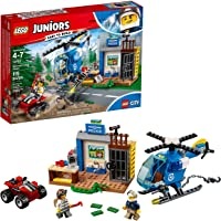 LEGO Juniors/4+ Mountain Police Chase 10751 Building Kit (115 Piece)