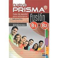 Nuevo prisma fusion. B1-B2. Libro de ejercicios. Per le Scuole superiori. Con espansione online. Con CD-Audio