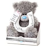 Me to You Tatty Teddy with Horseshoe Wedding Gift