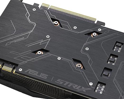 Amazon.com: Asus ROG STRIX GTX1070 Ti Advanced 8GB DDR5 Graphics Card: Electronics