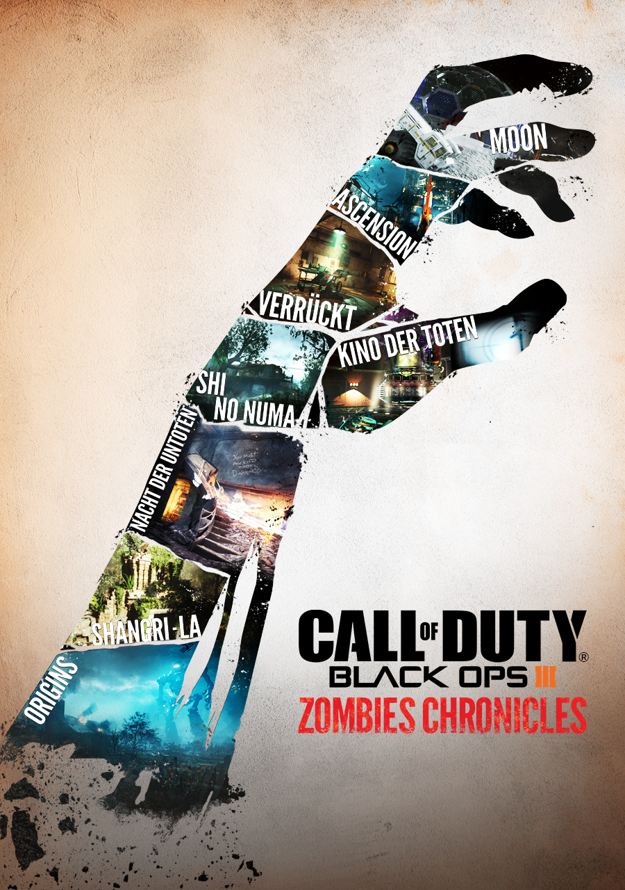 Call of Duty: Black Ops III - Zombies Chronicles [Online Game Code]
