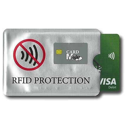 Fundas de tarjetas antirrobo de Eposgear, para prevenir fraudes o ...