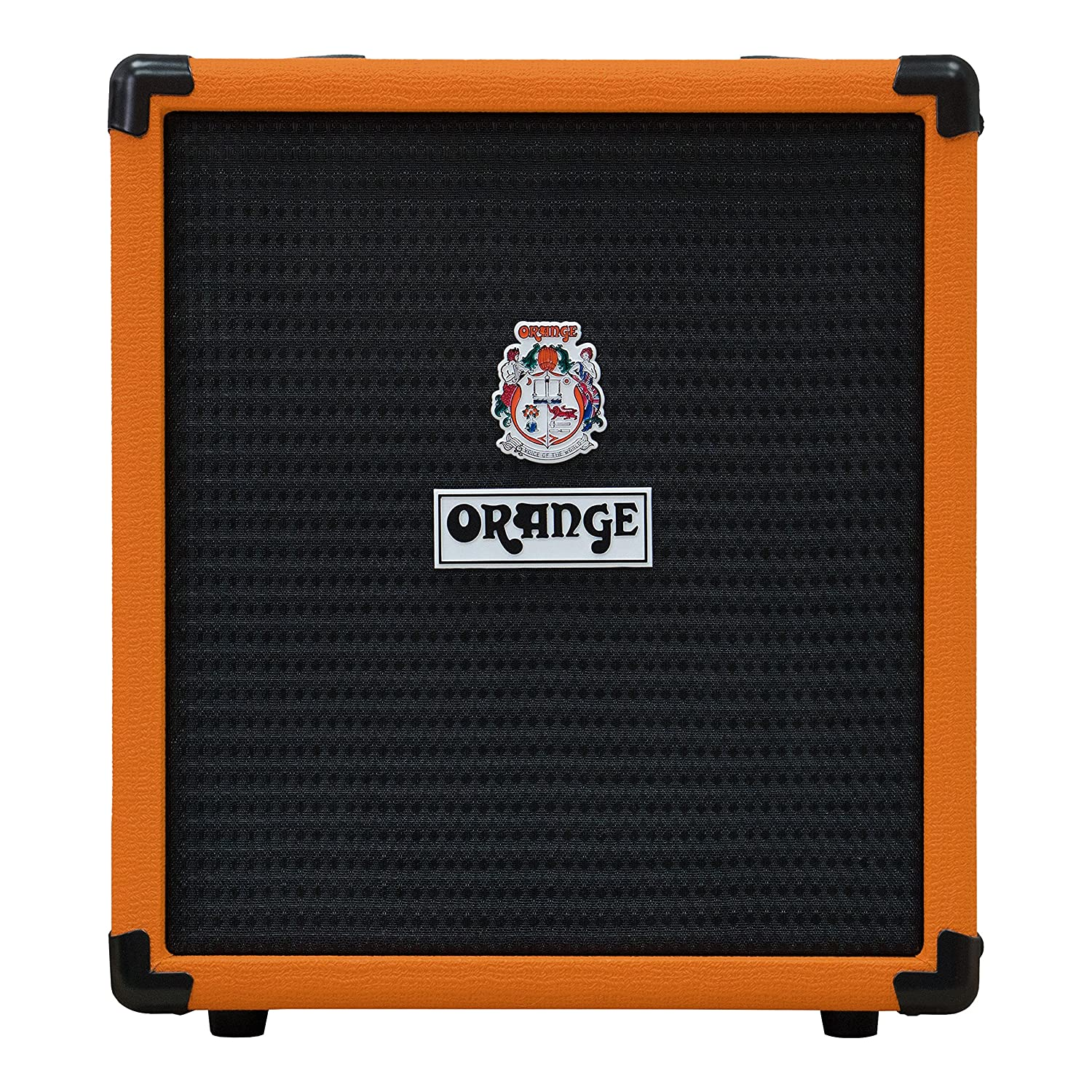 4. Orange Crush Bass 25W Bass Guitar Combo Amp, Orange