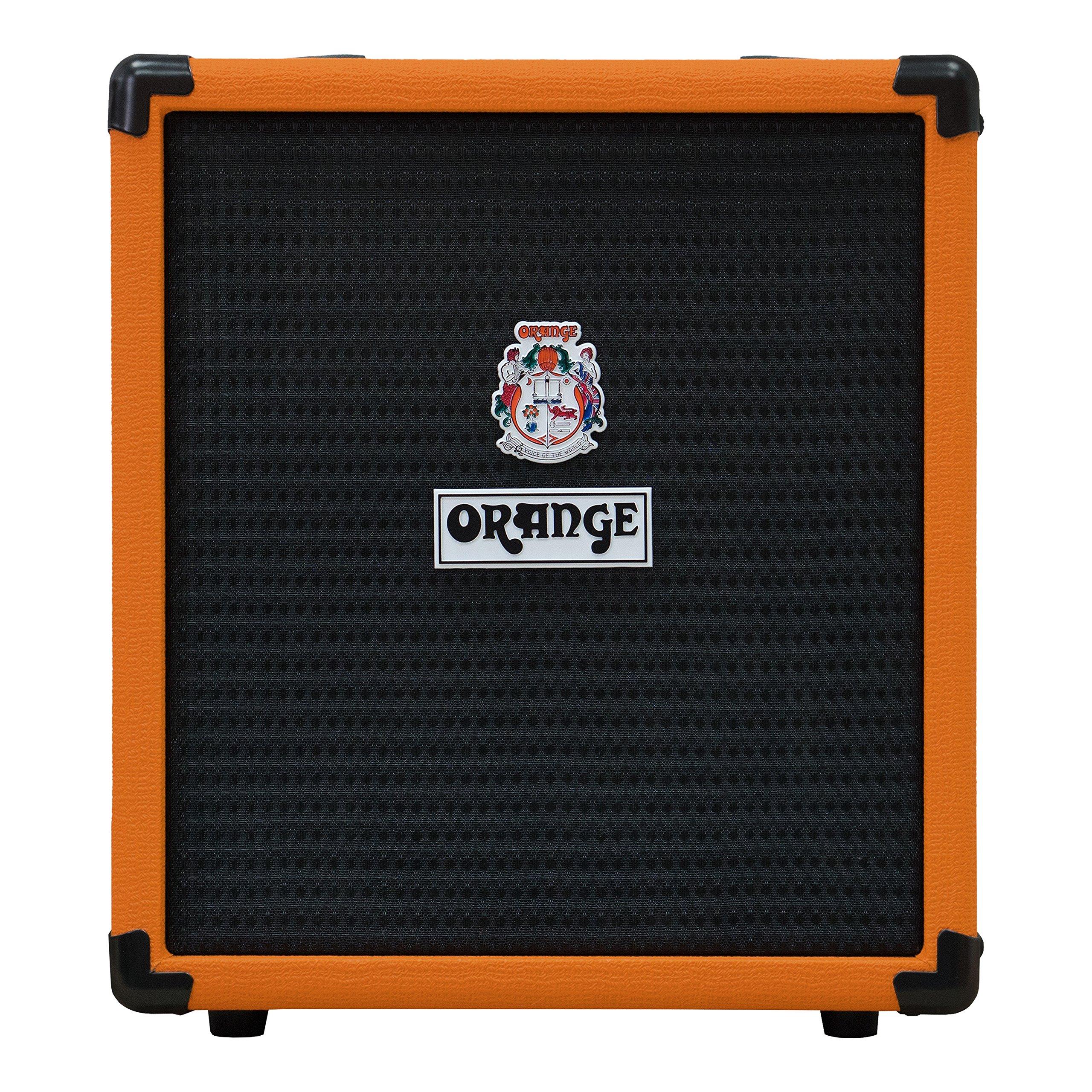 Orange Crush Bass 25 watt Bass Guitar Amp Combo, Orange