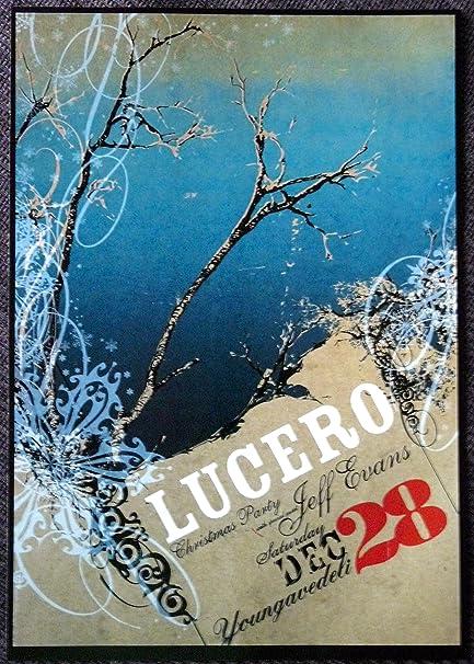 Amazon com: Lucero - Live at Young Avenue Deli - Christmas Party