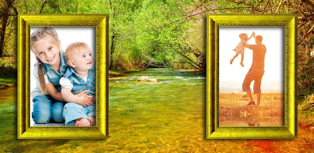 amazon com nature photo frames dual appstore for android amazon com nature photo frames dual