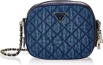 Guess Womens Cross-Body Handbag, Denim - DG767969