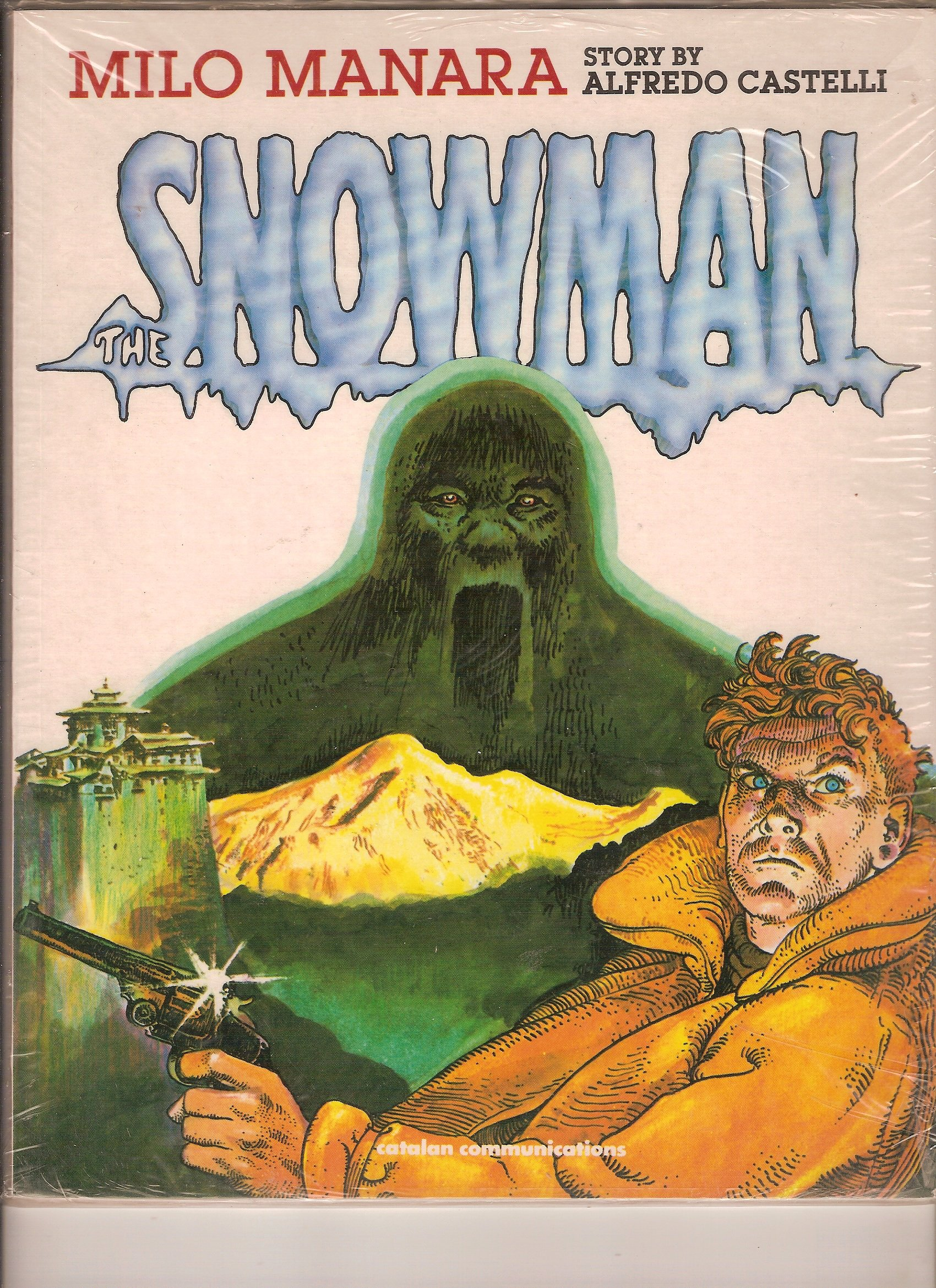 Snowman, Alfredo Castelli; Milo Manara