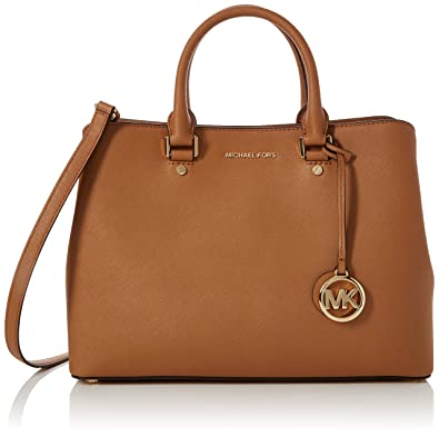 Michael Kors Savannah Large Saffiano Leather Satchel ZVZjWW