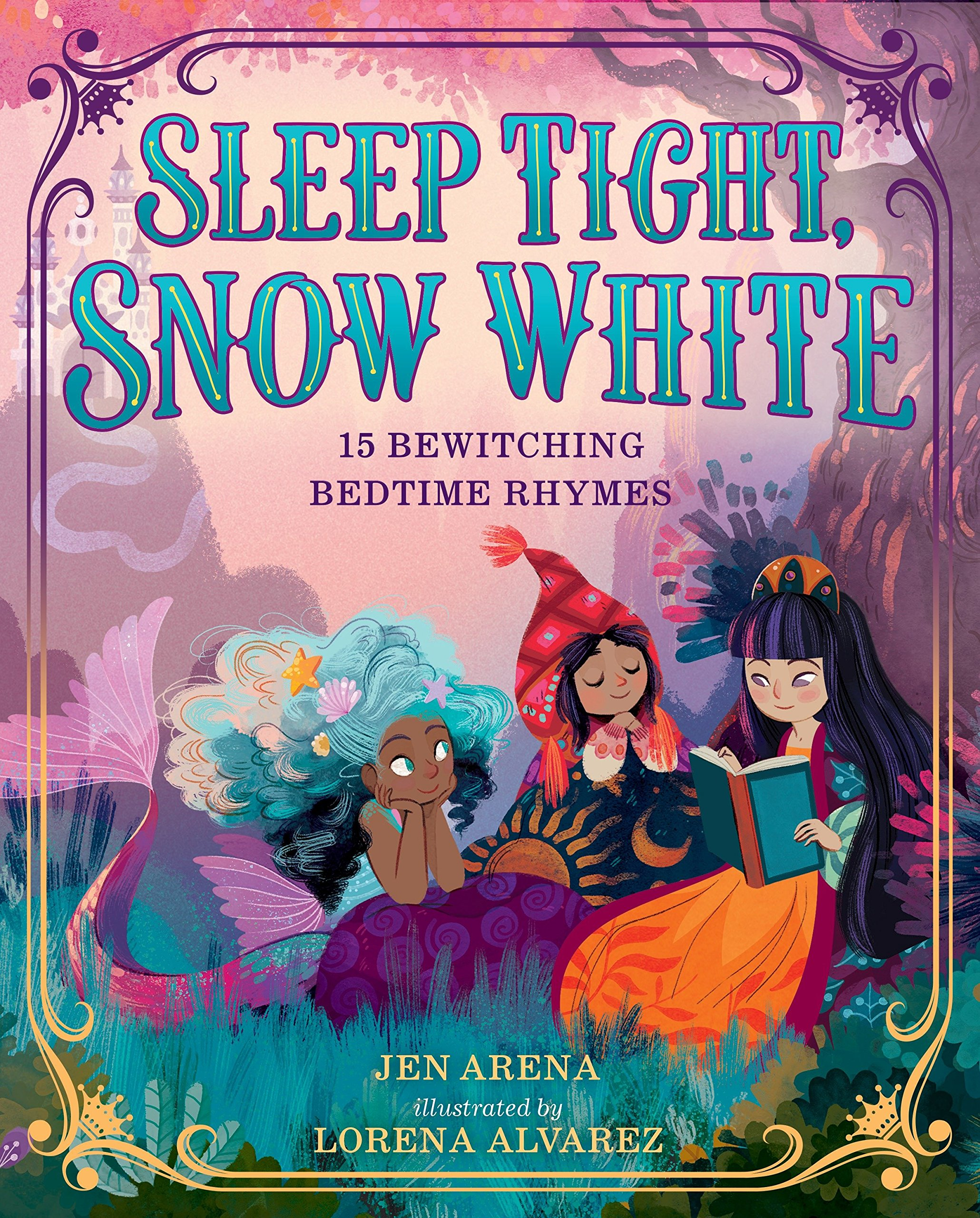 Sleep Tight Snow White Arena product image