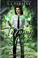 Turning the Stone (The Blood Rites Trilogy Book 2) Kindle Edition