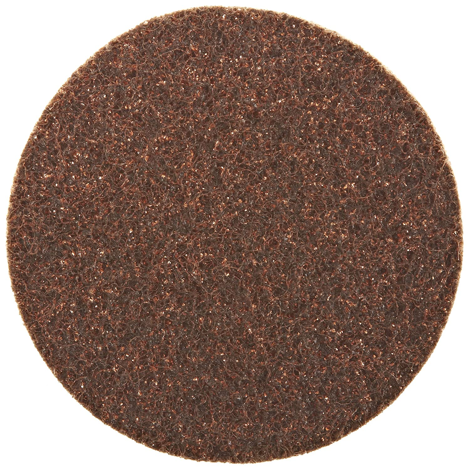 Scotch-Brite(TM) Surface Conditioning Disc, Hook and Loop Attachment, Aluminum Oxide, 4-1/2 Diameter, NH A Coarse (Pack of 50) 3M SC-DH