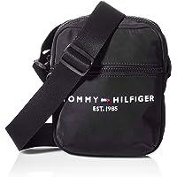 Tommy Hilfiger TH Established, Bolso para Hombre, Talla única