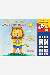 Lucas the Lion Loves The Tiny Talker Board book