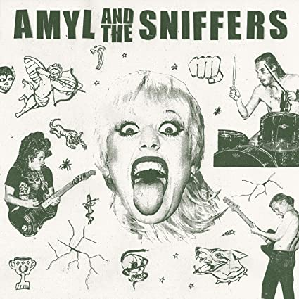 Buy Amyl and the Sniffers - Amyl and the Sniffers New or Used via Amazon