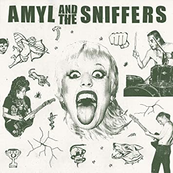 Amyl and The Sniffers : Amyl & the Sniffers: Amazon.fr: Musique