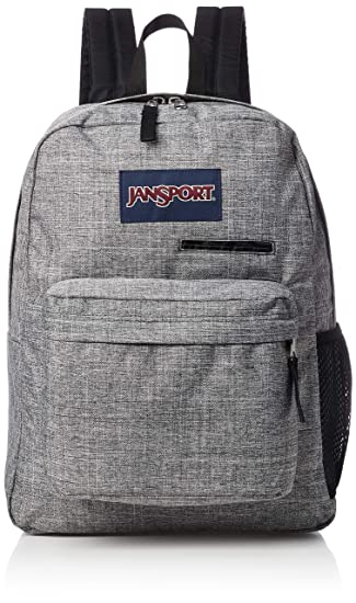 Amazon.com  JanSport Digibreak Laptop Backpack - Gray Heathered 600D ... 8434ff5918799