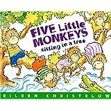 Five Little Monkeys Sitting in a Tree (Read-aloud) (A Five Little Monkeys Story)