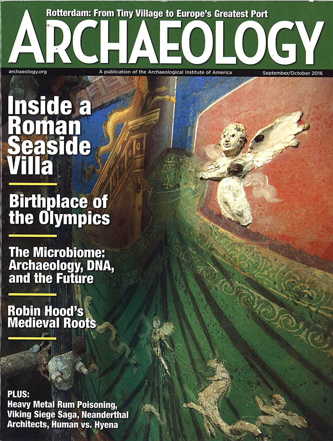 Archaeology Cover
