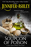 A Soupçon of Poison: Kat Holloway Victorian Mysteries (A Below Stairs Mystery)