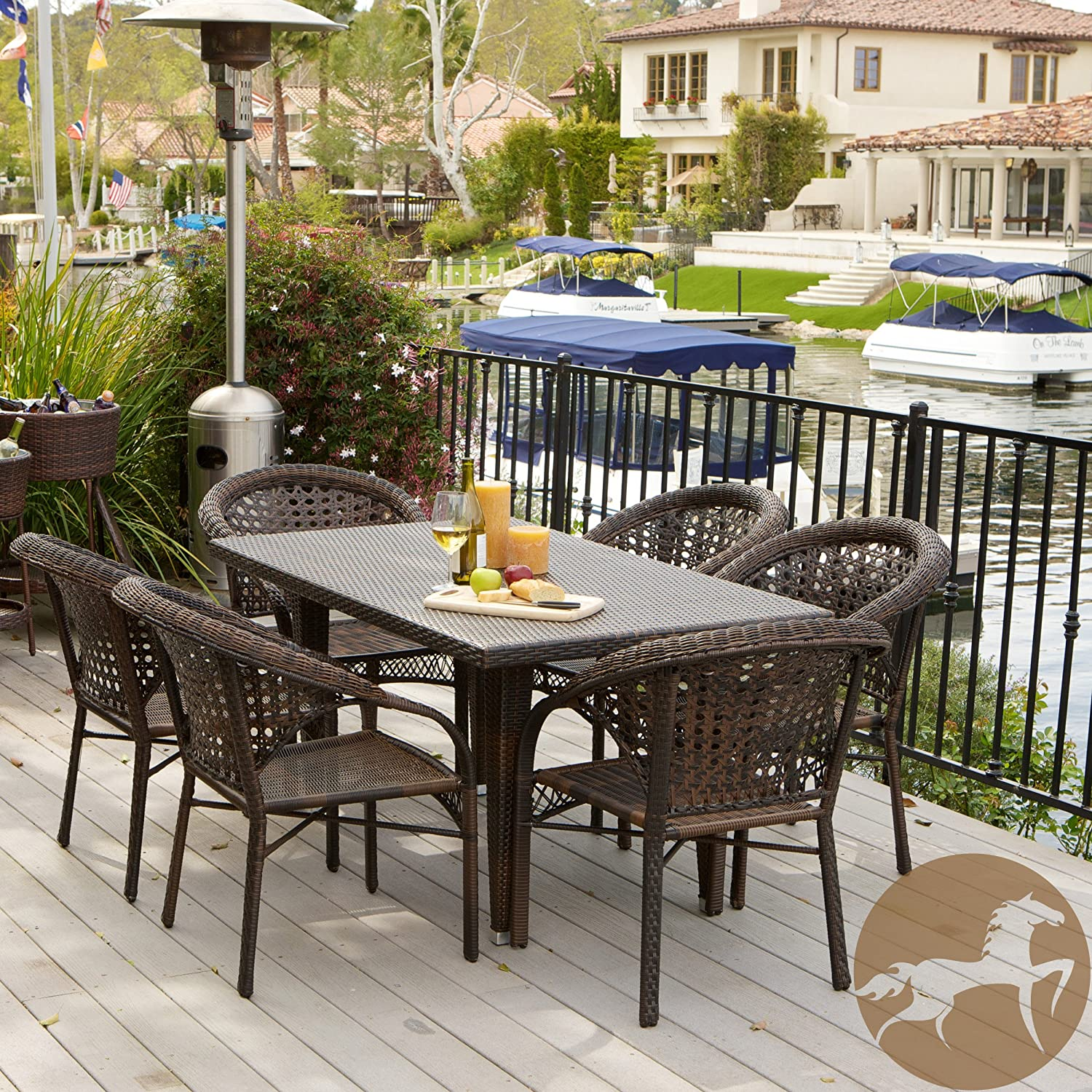 Malibu Patio Furniture Set
