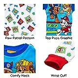 Nickelodeon Boys' Toddler Paw Patrol 4-Piece Cotton