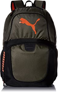 PUMA Men's Evercat Contender 3.0 Backpack, deep olive, One Size