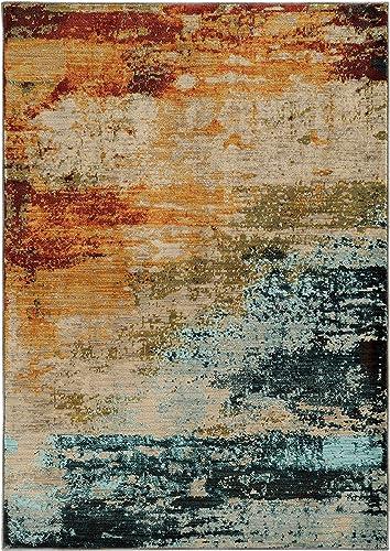 Oriental Weavers 6365A Sedona Area Rug, 9 10 x 12 10