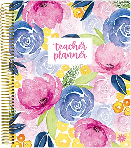 Bloom Daily Planners Un-Dated Academic Year Teacher Planner