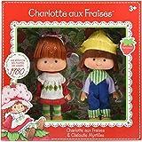 Kanaï Kids - KKCF2HUC - Charlotte Aux Fraises Classique – Poupées Charlotte Aux Fraises & Clafoutis Myrtilles
