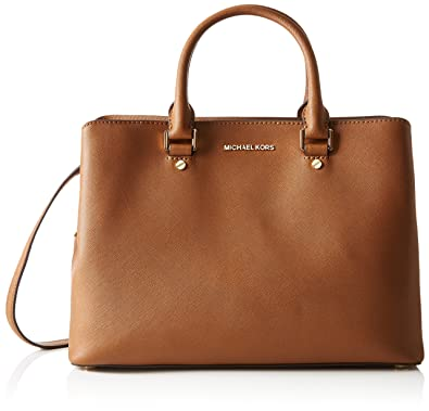 MICHAEL by Michael Kors Savannah Large Tan