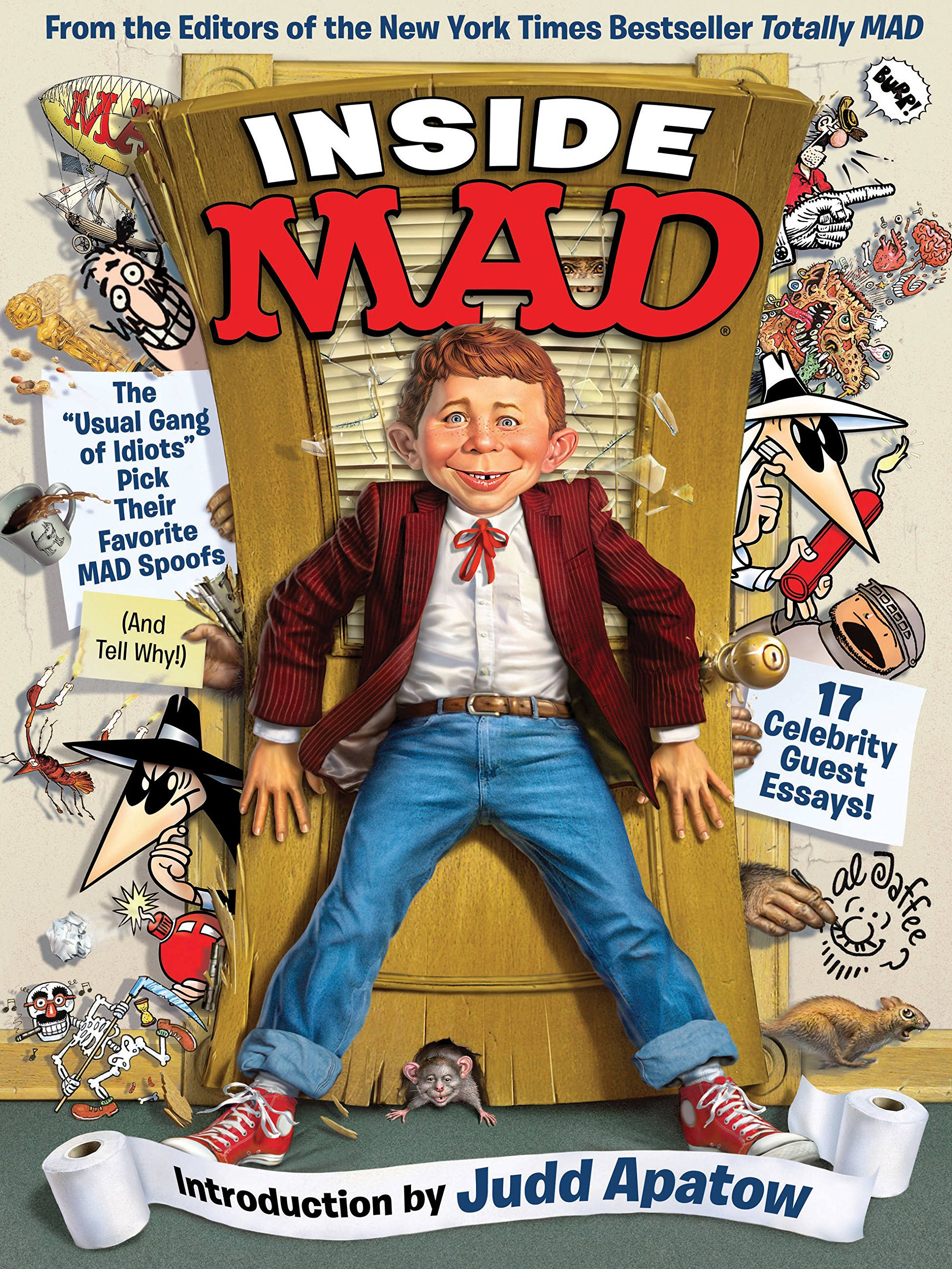 """Inside MAD: The """"Usual Gang of..."""